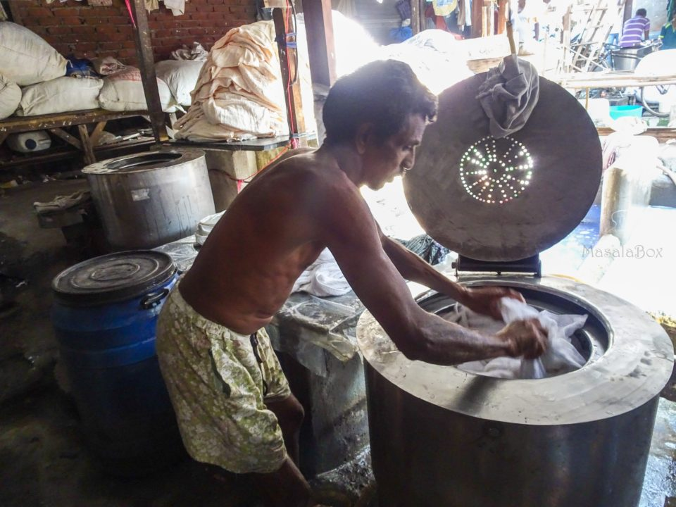 dhobi ghat washing machine