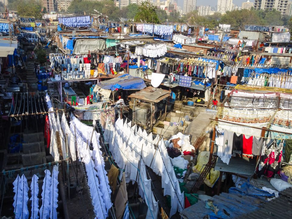 clothes dhobi ghat