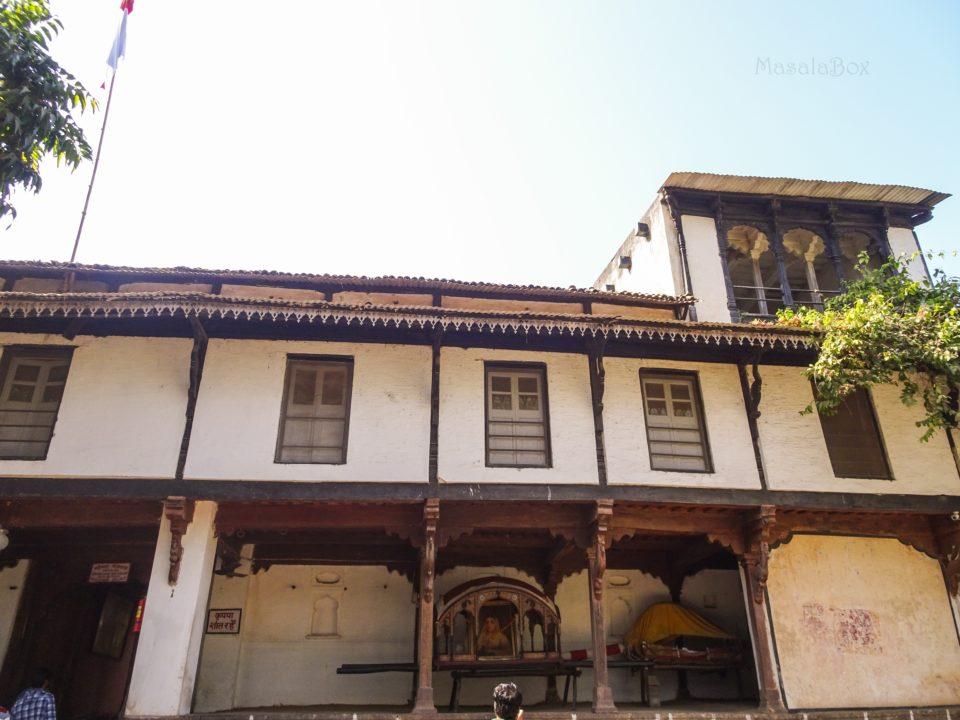 ahilya fort rajwada