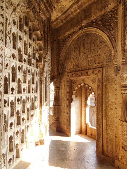 Chhatri of Vitoji Rao holkar