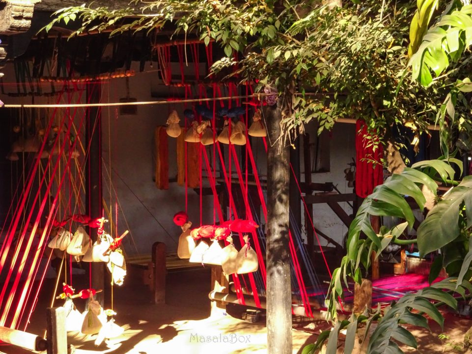 Maheshwar Hand loom