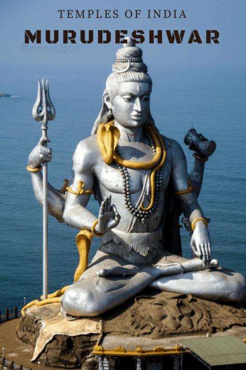 Murudeshwar - Temples of India