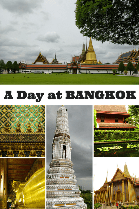 bangkok one day itinerary