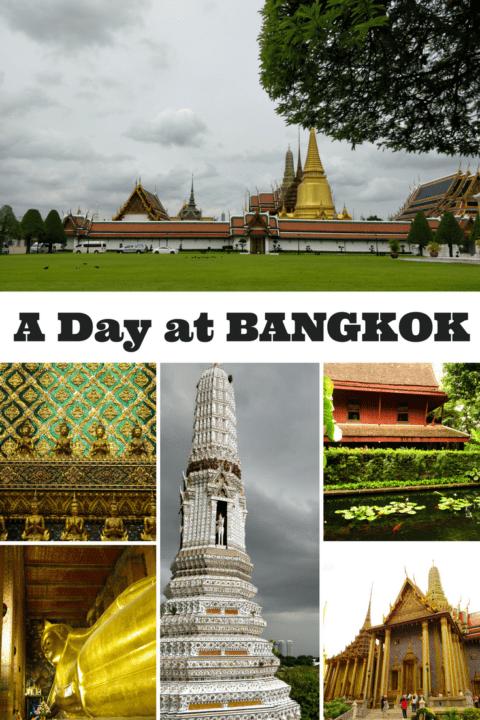 bangkok one day itinerary