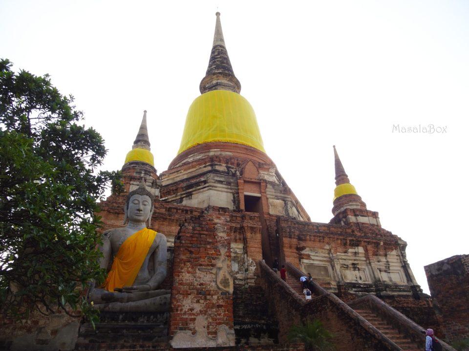 Wat Yai Chai Mongkon