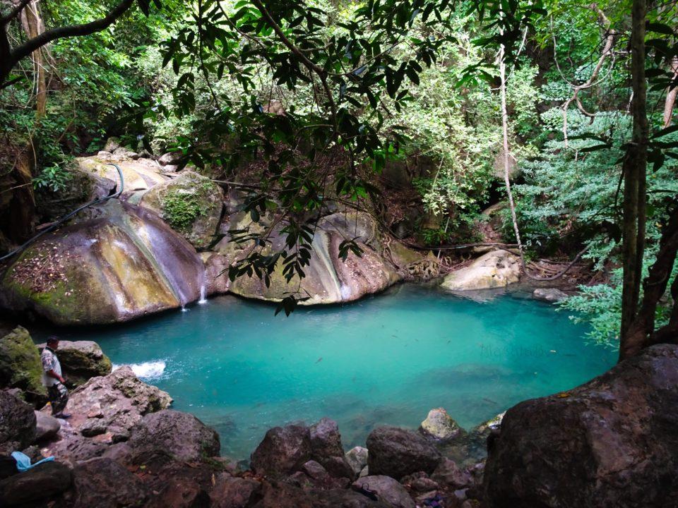Erawan falls Erawan National Park