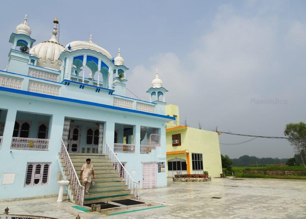Chotta Ghallugara Gurudwara