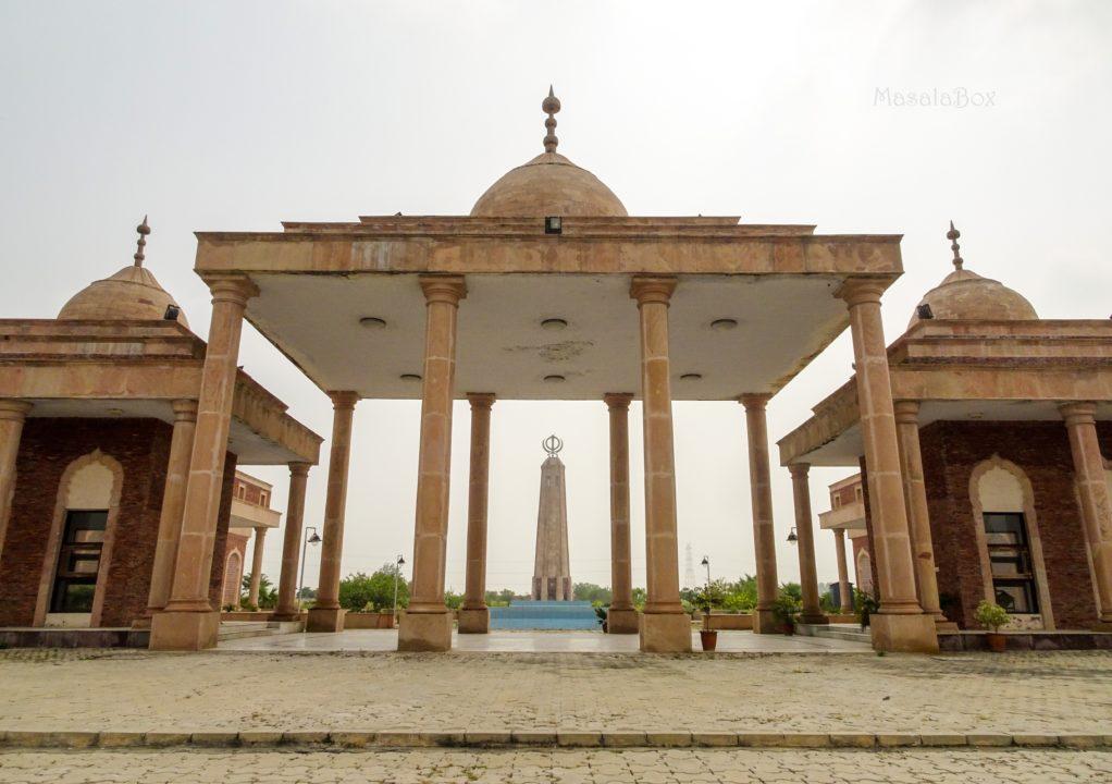 Chotta Ghallugara memorial