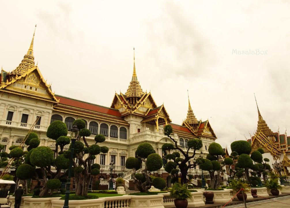 Royal residence Bangkok