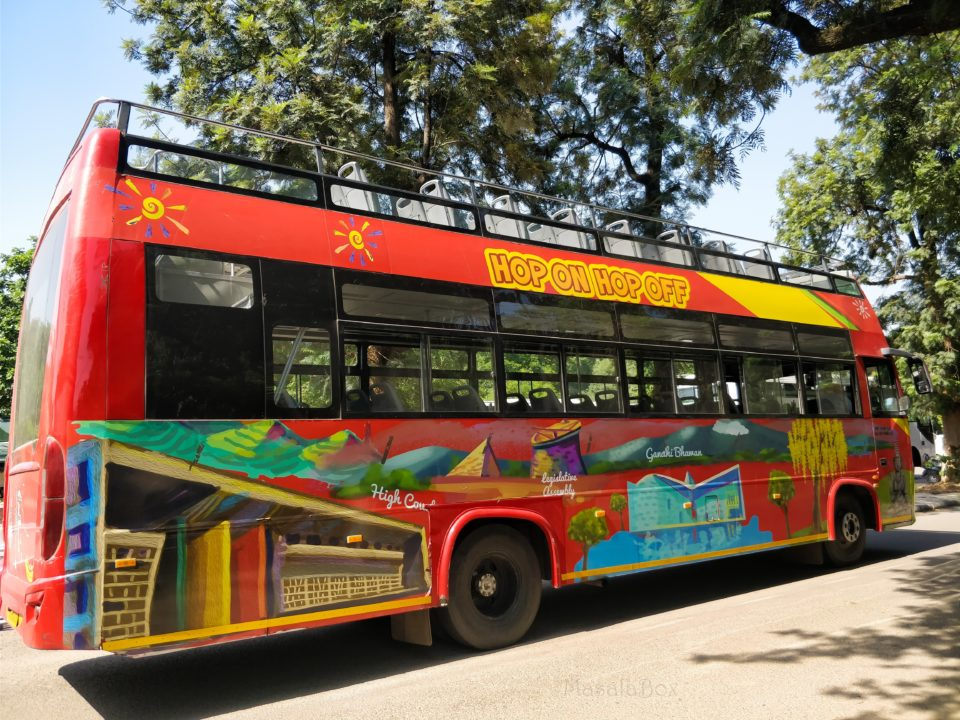 Hop on Hop off Chandigarh