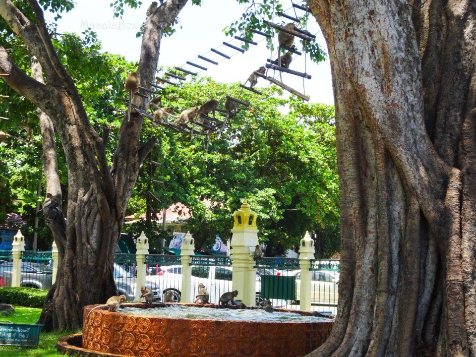 San Phra Karn Lopburi