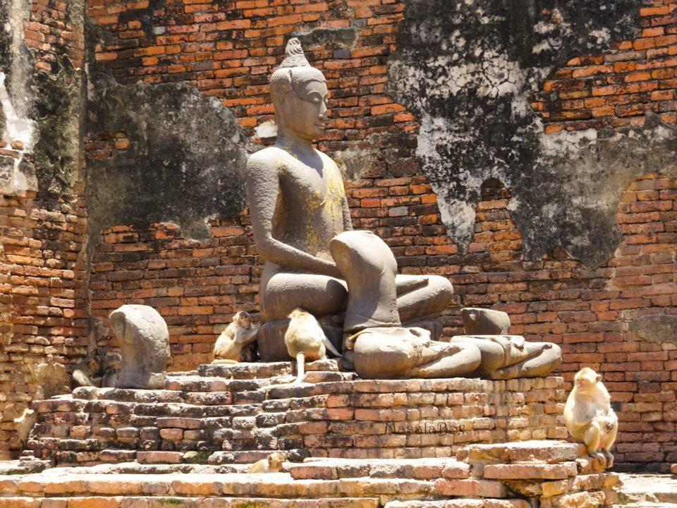 Prang Sam Yod Lopburi