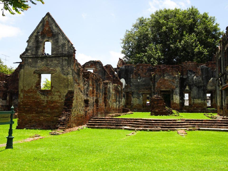 Wichayen House Lopburi