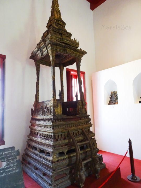 Somdet Phra Narai National Museum Lopburi