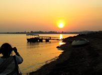 sunset kabini