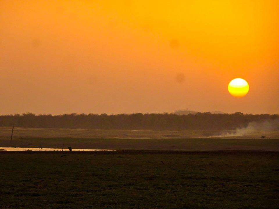 Sunset Denwa Satpura