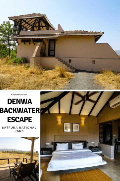 Denwa Backwater escape pin