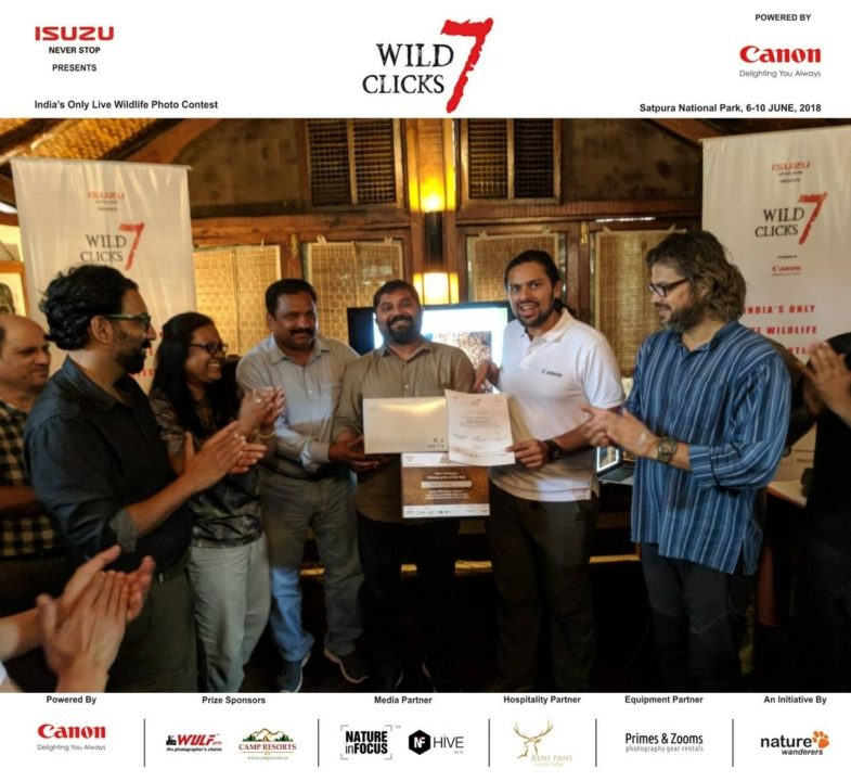 Wild clicks photography contest