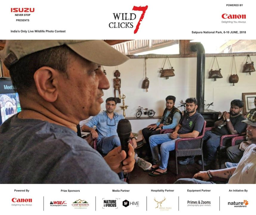 Jagdeep Rajput - Veteran Wildlife Photogrpaher