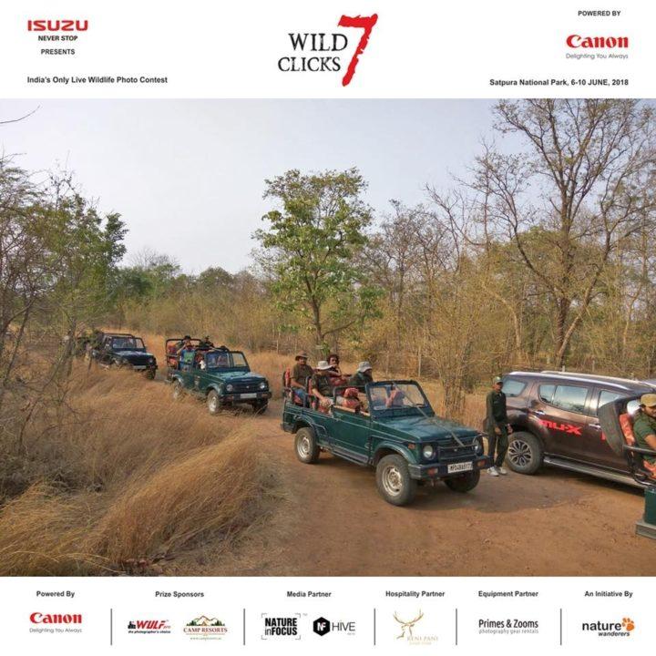 Wild clicks photography contest