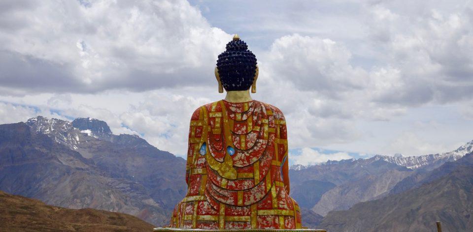 Langza Buddha