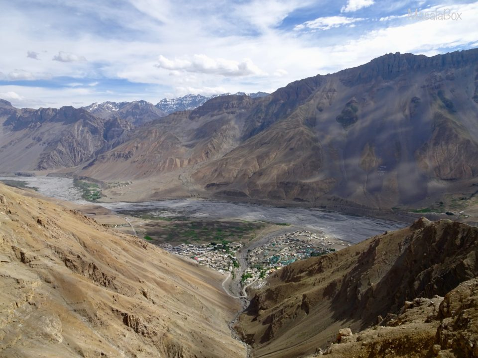 Kaza Spiti Valley