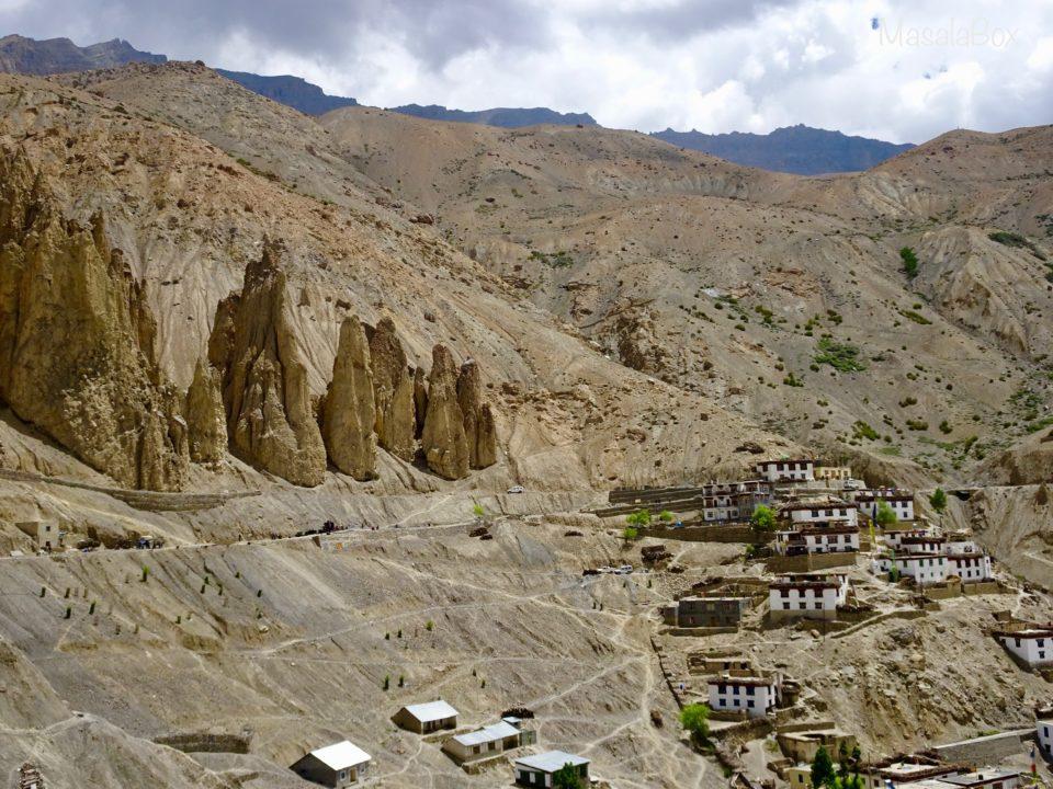 dhankar landscape