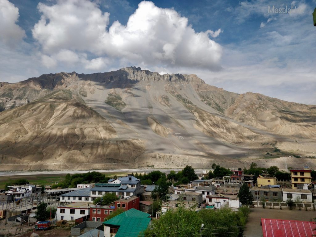 kaza spiti valley trip