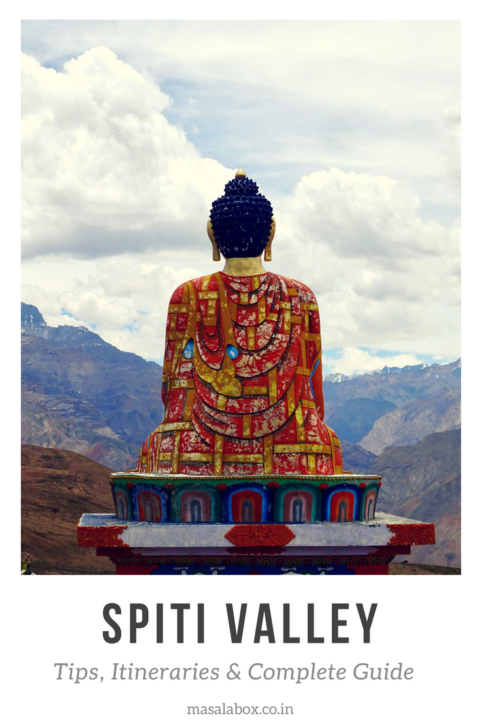spiti valley trip pin