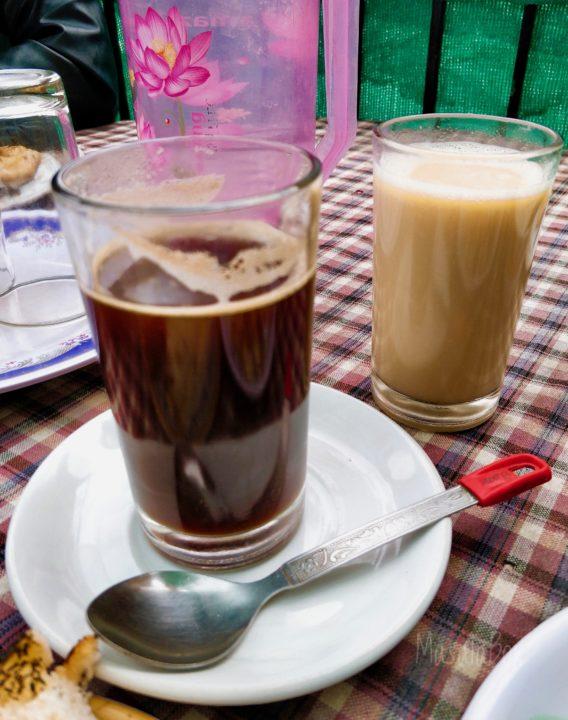 Butter Tea aka Namak Chai