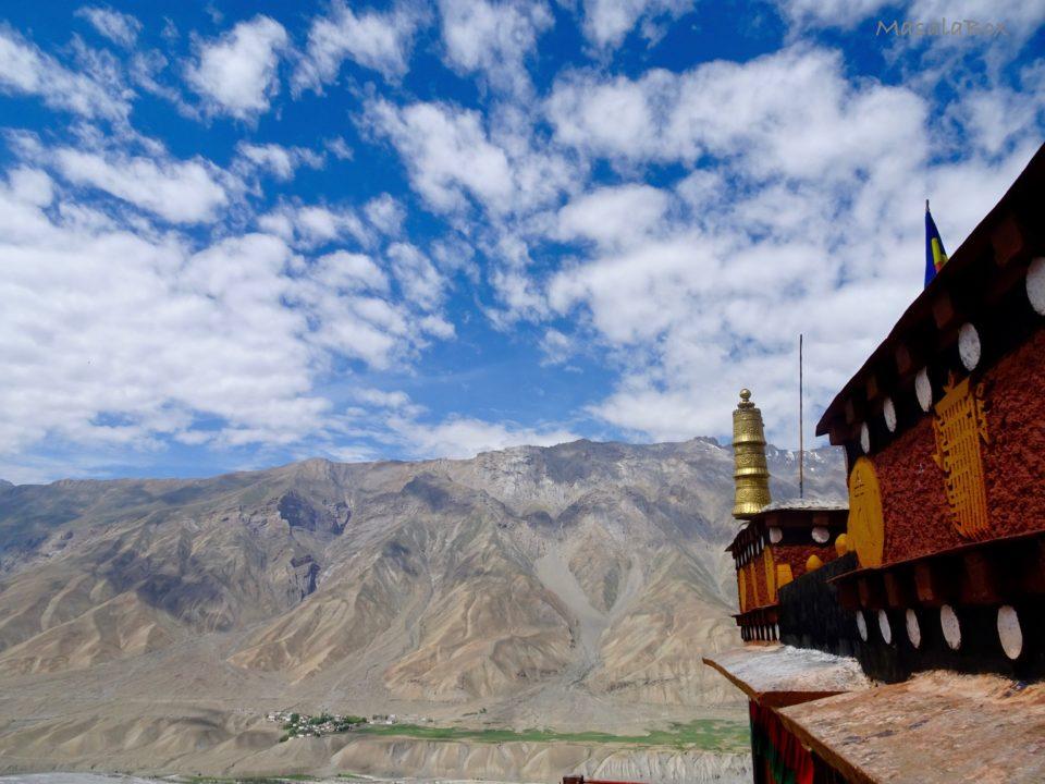 View Key Monastery