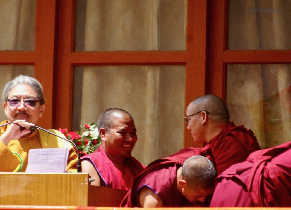 Reverend Lochen Rinpoche