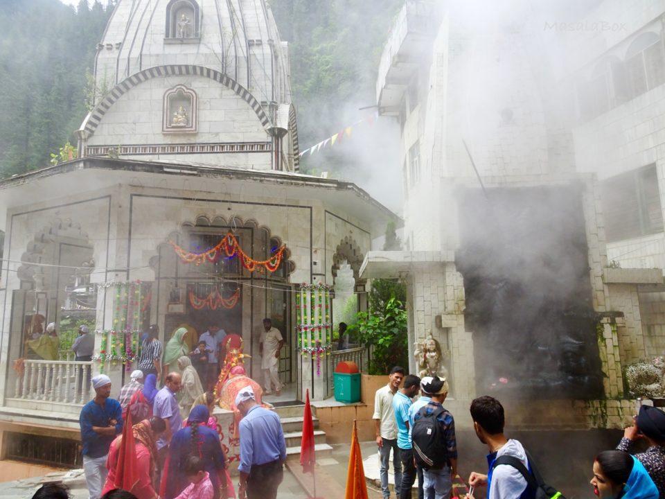 Shiva Mandir, Manikaran