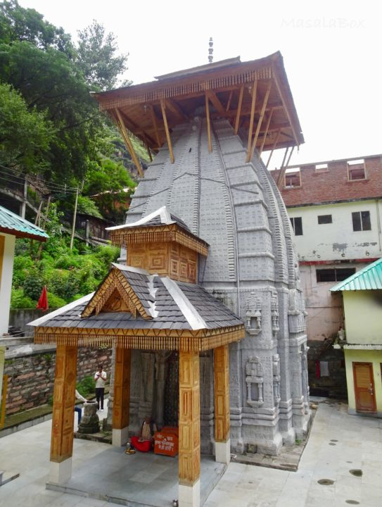 Raghunath Mandir, Manikaran