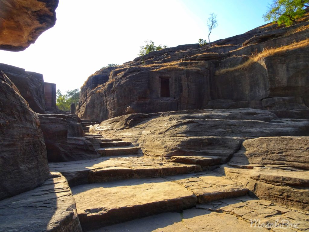 Udayagiri caves bhopal