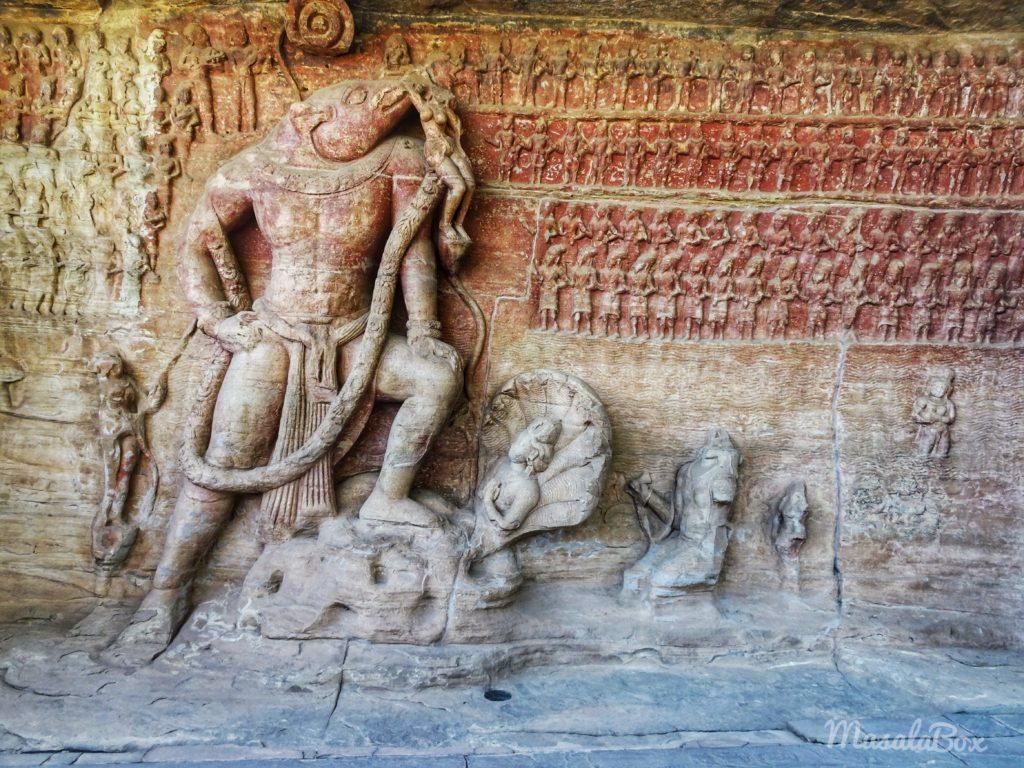 Varaha Udayagiri Caves Madhya Pradesh