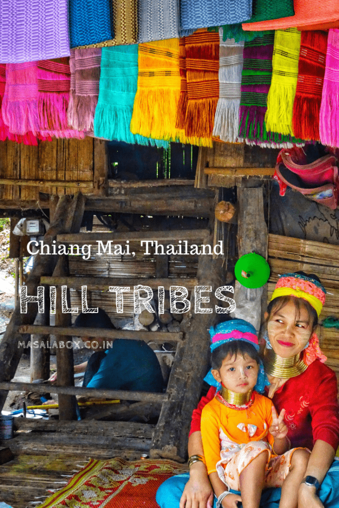 Hill tribes Chiang Mai