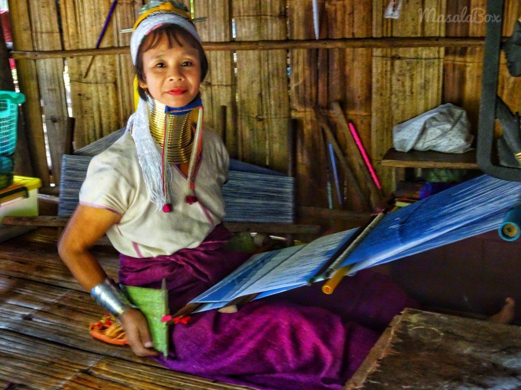 Padaung Karen Tribe