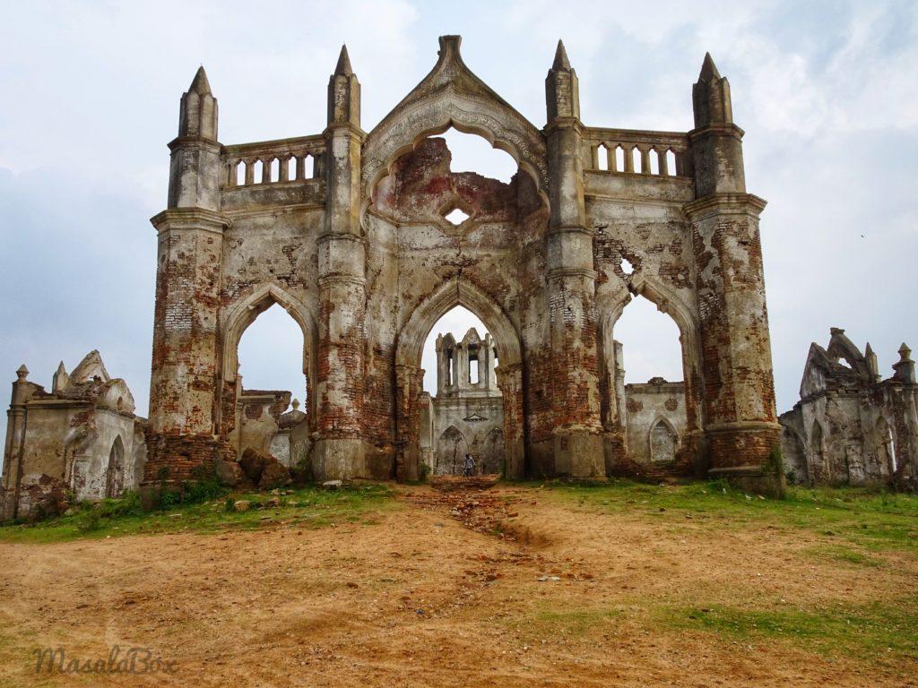 Shettihalli rosary church