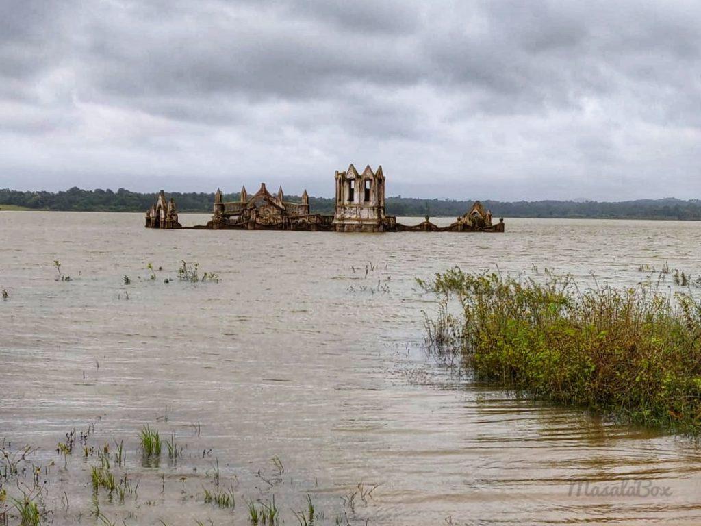 submerged shettihalli monsoon