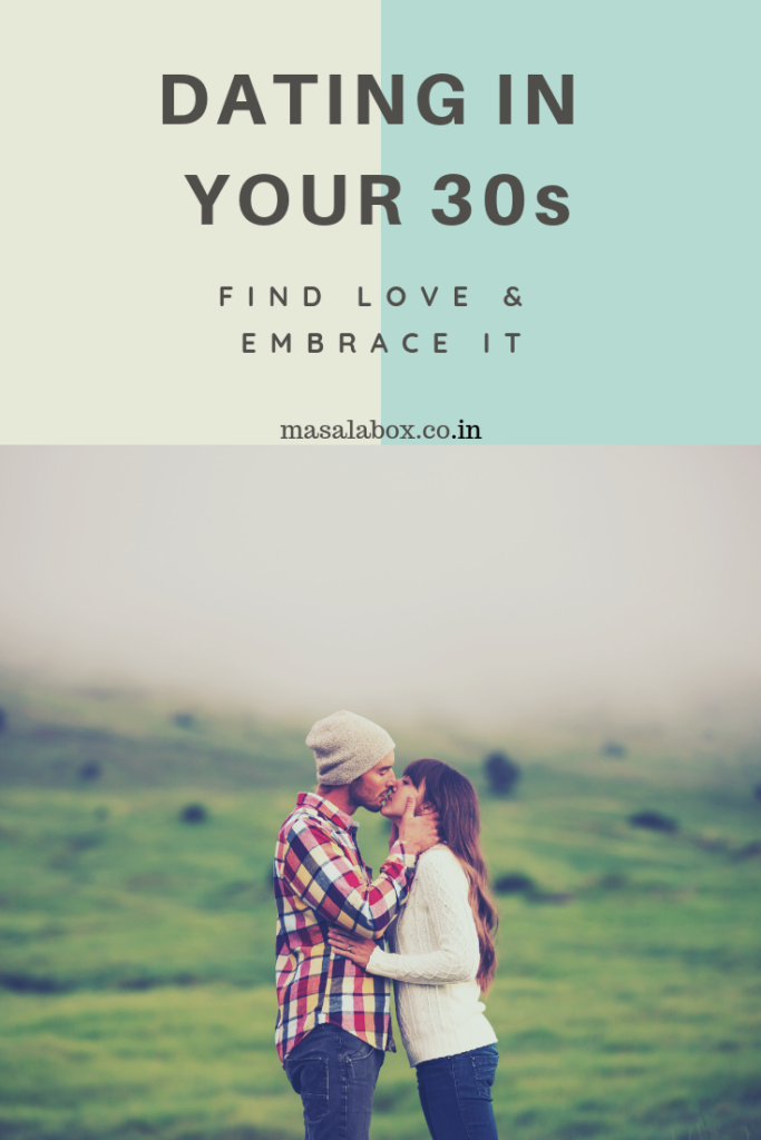 Find Love, Dating in your 30s