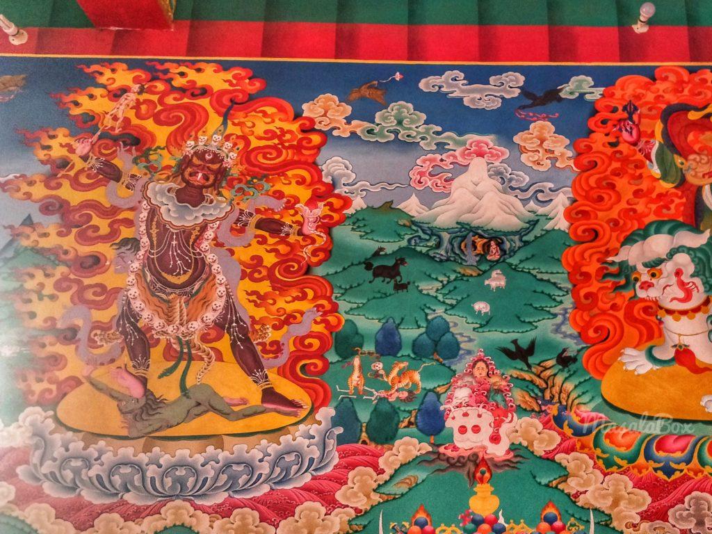 kaala bhairava buddhism