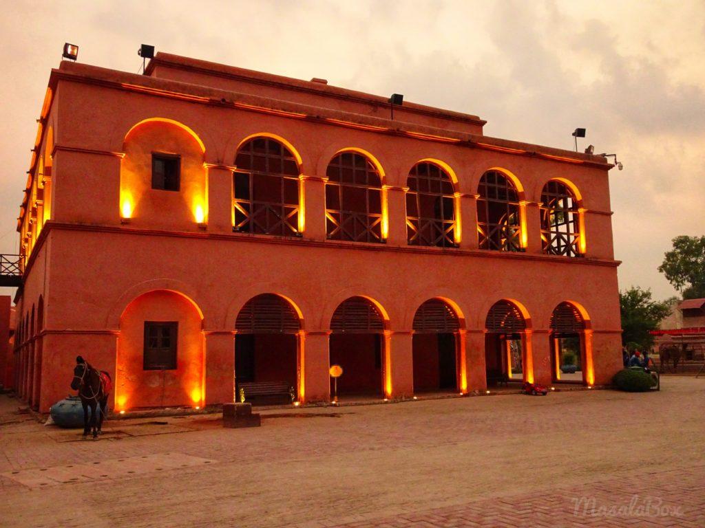 Gobindgarh fort Amritsar