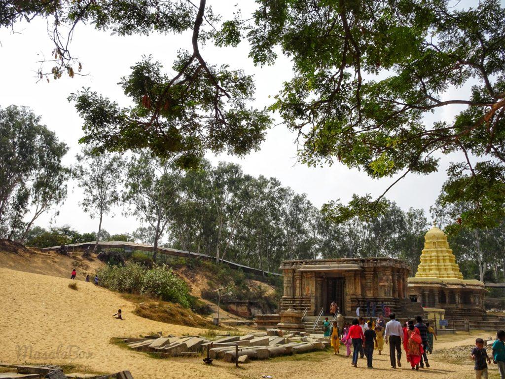 Kirti Narayan temple Talakadu