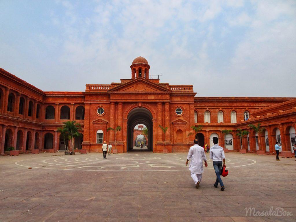 Town hall amritsar