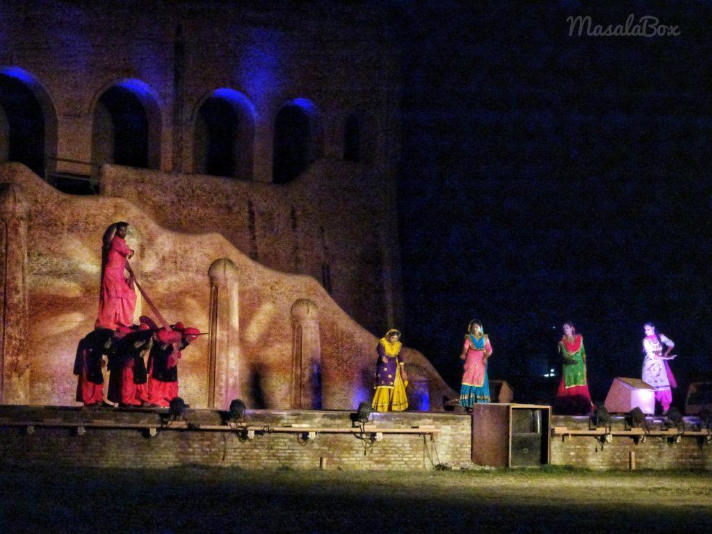 punjabi dance amritsar
