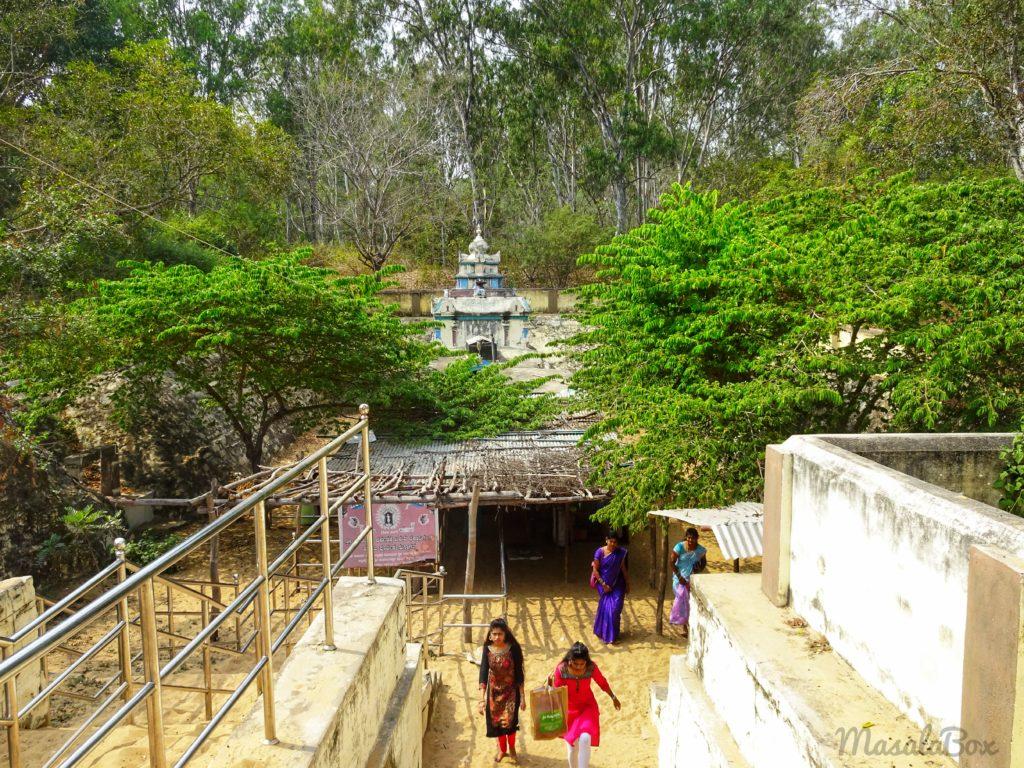 submerged temple talakadu