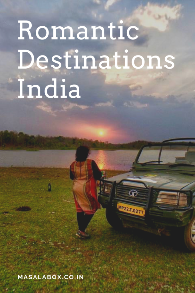 romantic destination India