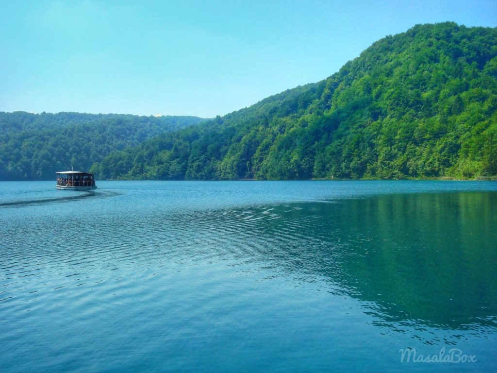 ferry plitvice lakes