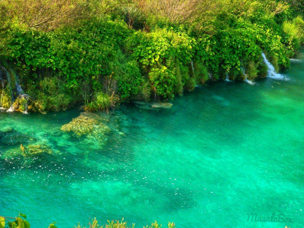 streams n lakes plitvice